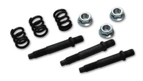 Vibrant Performance Spring Bolt Kit, 10mm GM Style; includes 3 Bolts, 3 Nuts & 3 Springs