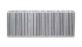 "Vibrant Performance Vertical Flow Intercooler Core, 30"" Wide x 10"" High x 3.5"" Thick"
