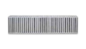 "Vibrant Performance Vertical Flow Intercooler Core, 27"" Wide x 6"" High x 4.5"" Thick"