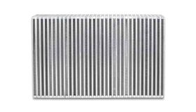 "Vibrant Performance Vertical Flow Intercooler Core, 22"" Wide x 14"" High x 4.5"" Thick"