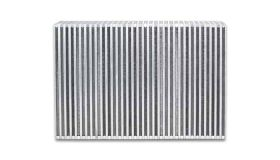 "Vibrant Performance Vertical Flow Intercooler Core, 12"" Wide x 8"" High x 3.5"" Thick"