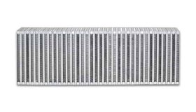 "Vibrant Performance Vertical Flow Intercooler Core, 24"" Wide x 8"" High x 3.5"" Thick"