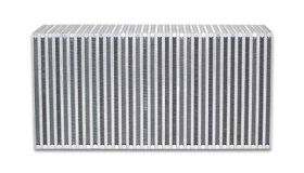 "Vibrant Performance Vertical Flow Intercooler Core, 22"" Wide x 11"" High x 6"" Thick"