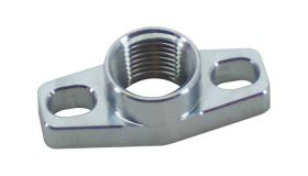Vibrant Performance Oil Drain Flange (for use with GT series Ball Bearing Turbochargers)