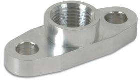 Vibrant Performance Oil Drain Flange (for use with T3, T3/T4 and T04 Turbochargers)