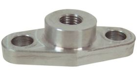 Vibrant Performance Oil Feed Flange (for use with T3, T3/T4 and T04 Turbochargers)
